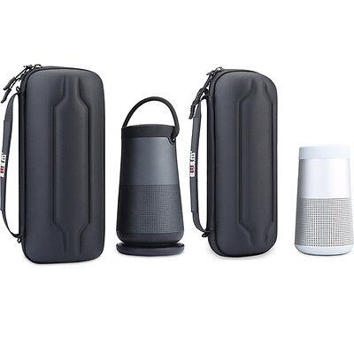Portable Travel Carrying Bag Case for Bose SoundLink Revolve Bluetooth Speaker