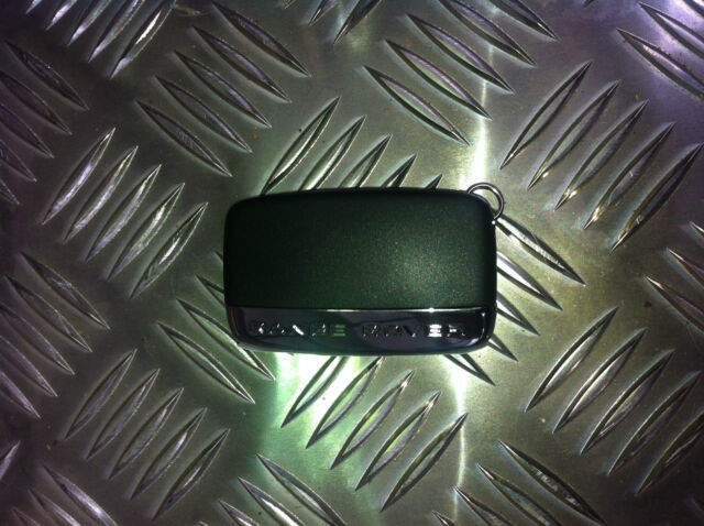 RANGE ROVER EVOQUE 2012 ONWARDS genuine REMOTE KEY FOB LR087106 - genuine boxed
