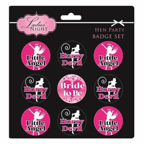 Hen Party Accessories Badges Photo Props Balloons Feather Glasses Dare Cards New
