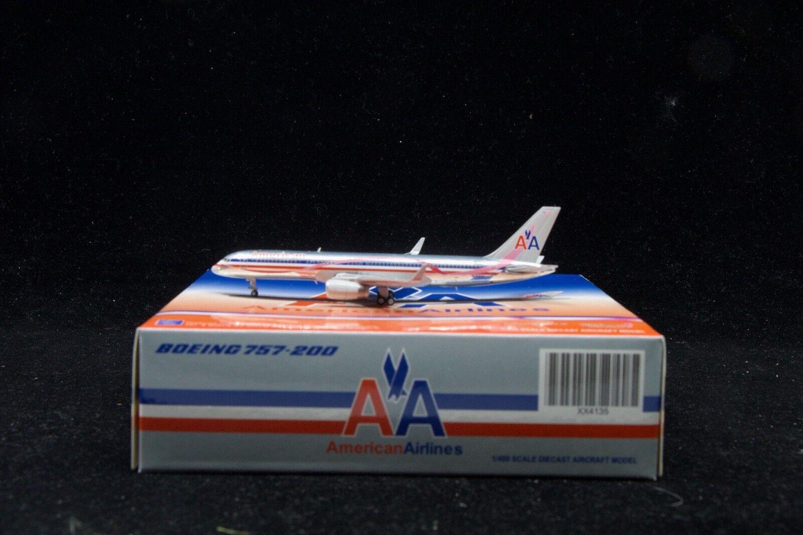 JC vinges 1  400 American Airlines Medvetenhet om bröstcancer 757 -200W N664AA
