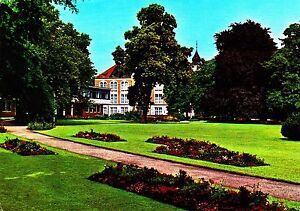 Hamm, Westf. , Kurpark mit Kurhaus , Ansichtskarte - Rostock, Deutschland - Hamm, Westf. , Kurpark mit Kurhaus , Ansichtskarte - Rostock, Deutschland