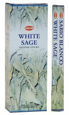 Hem Blue Sage 120 Incense Sticks Free Shipping