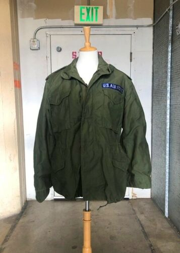 US M65 field jacket -M regular