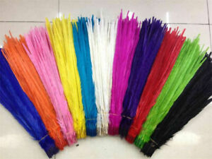 Wholesale-10-100-Pcs-30-60-Cm-14-24-Inch-Natural-Pheasant-Tail-Feathers-Hot