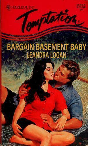 Bargain Basement Baby by Leandra Logan