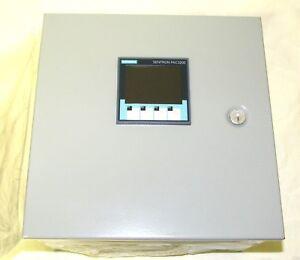 New-Siemens-7KM2112-0BA00-3AA0-SENTRON-PAC3200-Power-Monitor-in-Hoffman-Control