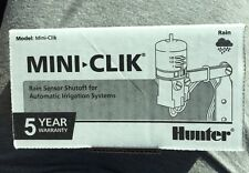 Hunter Sprinklers SGM Rain Sensor Gutter Mount for Mini Clik Sensors