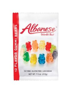 Albanese-9437252-7-5-oz-12-Flavors-Gummy-Bears-pack-of-12