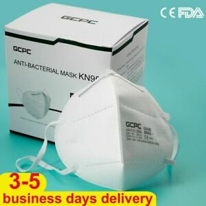 GCPC N95 KN95 Mask Disposable Masks Reusable Face Filter Anti Dust Respirator