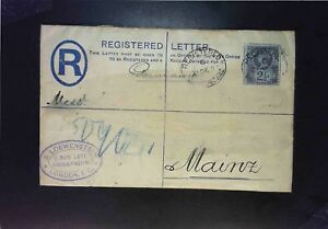 Great-Britain-2-5c-Jubilee-on-1887-Registered-Letter-Cover-to-Germany-Z1566
