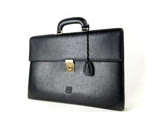 Loewe Briefcase Document Bag