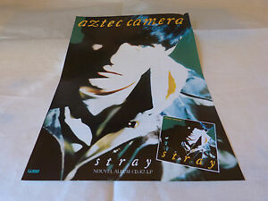 AZTEC CAMERA - PUBLICITE / ADVERT stray !!!!!!!!!! - France - EAN: Non applicable - France