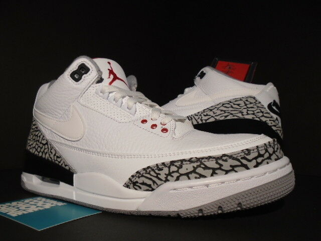 best service 3d8e9 44a0f Nike Air Jordan 3 Retro Tinker Hatfield NRG / JTH Justin Timberlake Super  Bowl