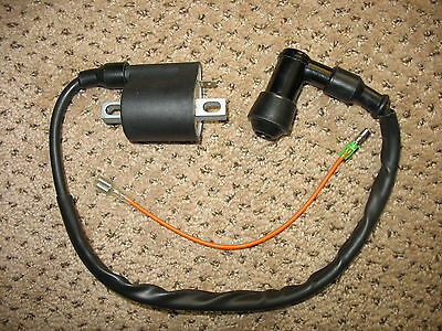 NEW IGNITION COIL 2001-2005 YAMAHA YJ50 VINO YJ 50