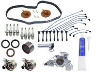 Lexus Sc400 4.0 1uzfe 92-07/97 Premium Timing Belt & Tune Up Kit W/ Water Pump on sale