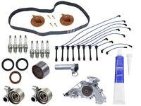 Lexus Sc400 4.0 1uzfe 92-07/97 Premium Timing Belt & Tune Up Kit W/ Water Pump on sale