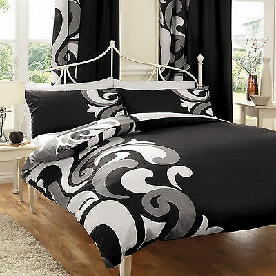 Duvet/Quilt Cover Bedroom Bedding Sets Single Double King With Pillowcase Gaveno