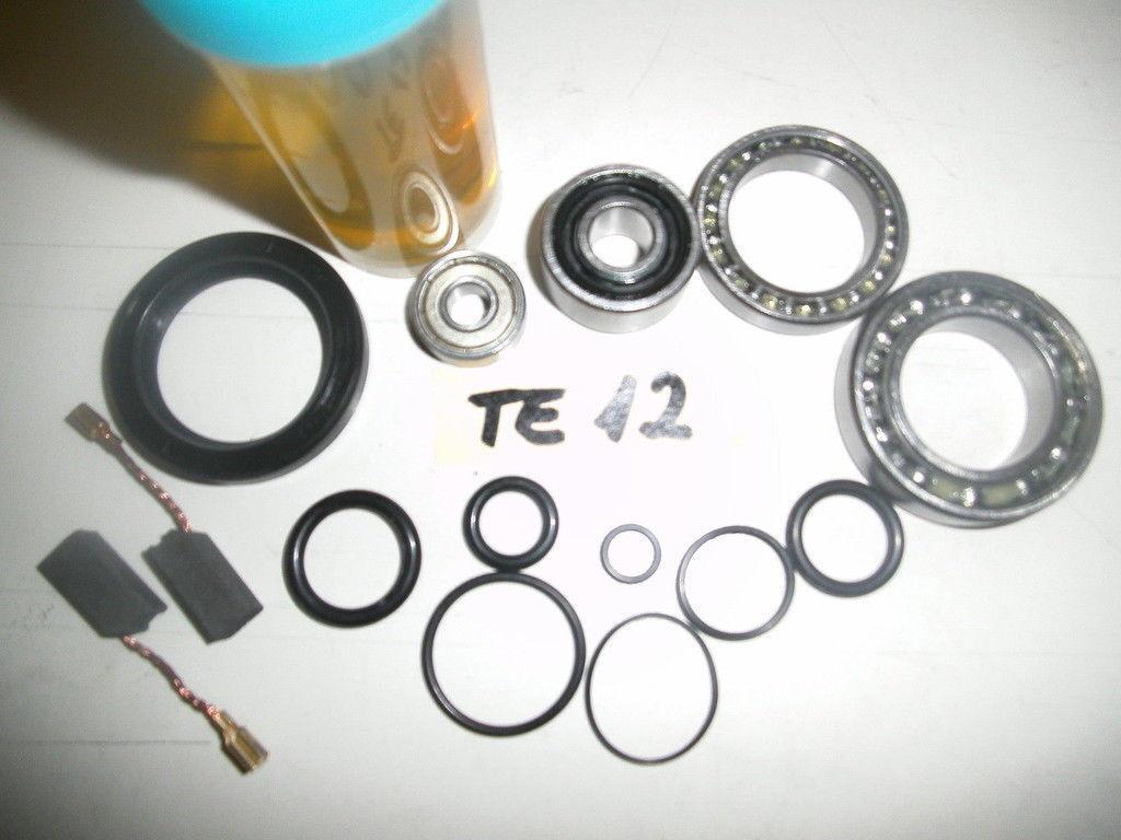 Hilti TE 12, Reparatursatz, Verschleissteilesatz, Wartungset