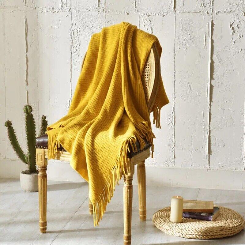 BATTILO Home decorativa morbido tiro coperta Caldo Regalo Perfetto