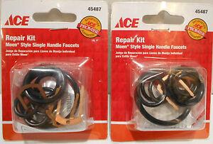 Lot Of 2 Ace 45487 Repair Kit For Moen Single Handle