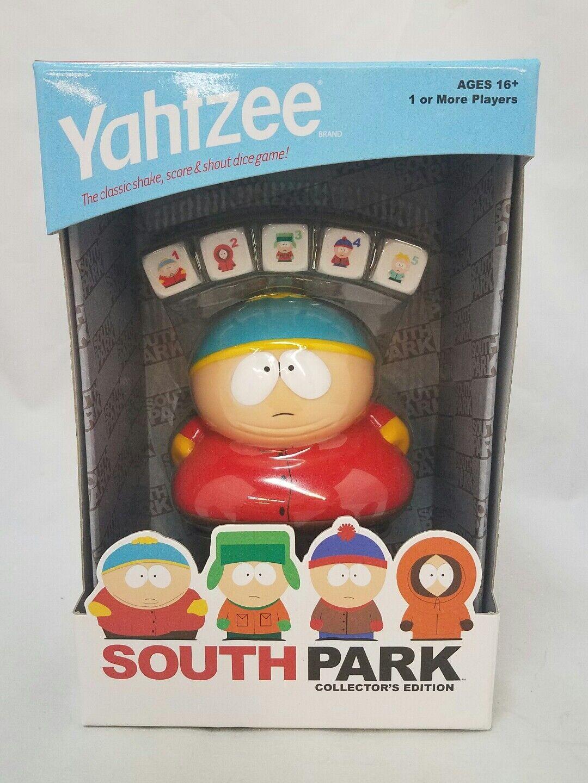 SOUTH PARK COLLECTORS YAHTZEE EDITION NEW 2012