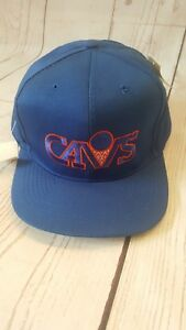 Vintage-CAVS-Hat-Basketball-Embroidered-Snapback-NBA-Cleveland-Cavaliers-Cap