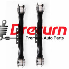TUCAREST 4Pcs Rear Suspension Kit K620246 x2 K640734 x2 Left Right Rear Control Arm Assembly Compatible With 97-06 Jeep Wrangler TJ Upper and Lower