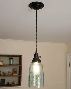 Image is loading Black-Ceiling-Canopy-Kit-for-Pendant-L&-Lights- & Black Ceiling Canopy Kit for Pendant Lamp Lights by CTW Home ...
