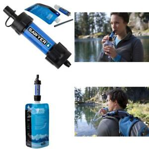 39462ba3f67e Details about Water filter Mini Sawyer Portable Filtration Straw Purifier  Survival Gear Single