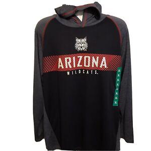 Champion Elite UofA Arizona Wildcats Mens Blue Sz XL Lightweight Hoodie NWT