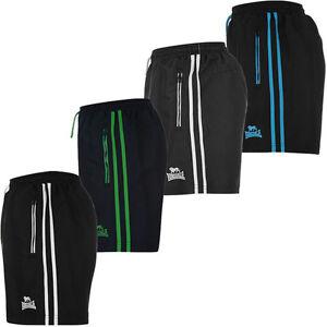 Lonsdale-Bermuda-Woven-Shorts-Sporthose-Badeshorts-kurze-Hose-S-M-L-XL-2XL-3XL-4