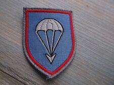 BW Abzeichen Fallschirm Springer