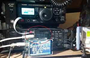 2ndCAT-2nd-CAT-Port-Adapter-for-Yaesu-FT-857-FT-857D-FT-897-amp-FT-897D
