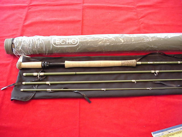 Echo SR Switch Fly Rod 10ft 10in  GREAT 8 Line GREAT  NEW 832882