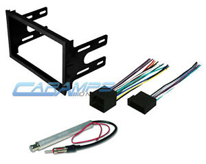 Stupendous Vw Car Stereo Double 2 Din Radio Dash Installation Trim Kit With Wiring 101 Capemaxxcnl