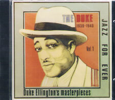 Duke Ellington ‎– Duke Ellington's Masterpieces Vol.1 1938-1940 Black & Blue CD