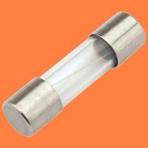 Sicherung 5 x 20mm Glassicherung  0,75A    Feinsicherung Fuse 10 Stück