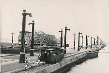 Canal de PANAMA c. 1930 - Ecluses Toueur - GF 315