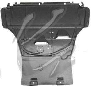758900007R Protection sous moteur Partie arriere Renault 758900006R