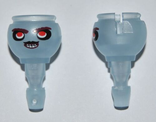 138101 Cabeza fantasma 2u playmobil,head,kopf,testa,ghost,halloween
