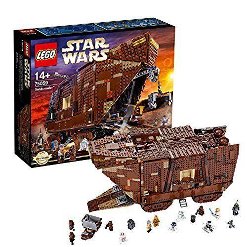 LEGO ® Star Wars 75059 Sandcrawler ™ Nouveau neuf dans sa boîte NEW SEALED
