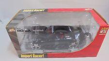 Jada Toys Import Racer! Toyota Supra black 1:24 scale die cast metal MIB