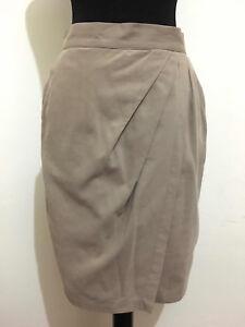 DéSintéRessé Byblos Vintage '80 Gonna Donna Cotone Woman Cotton Skirt Sz.s - 40
