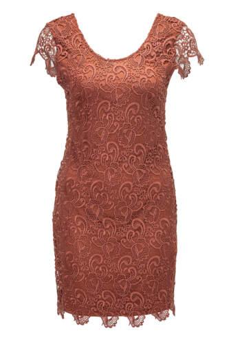 Only Damen Spitzenkleid Cocktail-Kleid Partykleid Sommerkleid Color Mix SALE /%