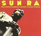 Featuring Pharoah Sanders & Black Harold [Digipak] by Sun Ra & His Arkestra (CD, Jun-2009, ESP-Disk)