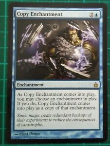 1X-MTG-MAGIC-THE-GATHERING-COPY-ENCHANTMENT-RAVNICA-CITY-OF-GUILDS-BLUE-RARE-NM