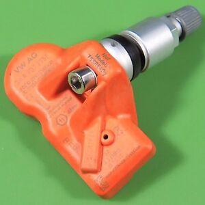 3AA907275F-TIRE-PRESSURE-SENSOR-TPMS-OEM-60-Day-Warranty-NEW-STEM-433MHz-TS-VW12