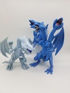 Lot-of-Yugioh-Figures-Blue-Eyes-White-Dragon