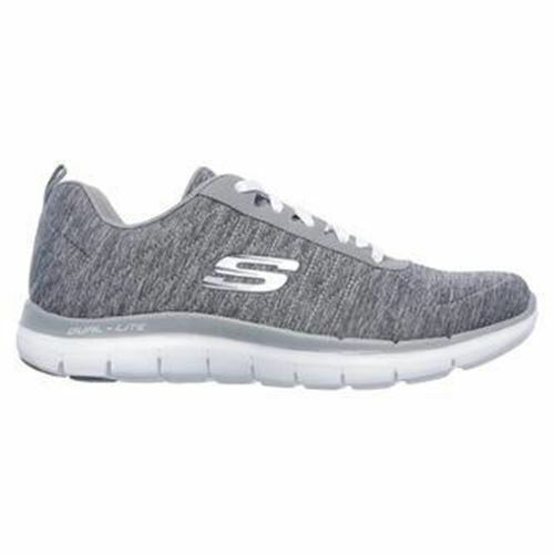 Skechers Flex Appeal 2.0 Grey 12753 GRY Women's shoes
