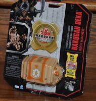 Bakugan Battle Brawlers Deka Large Subterra Tan Rock Hammer
